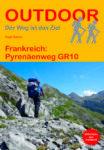 Buchcover Pyrenäenweg GR10