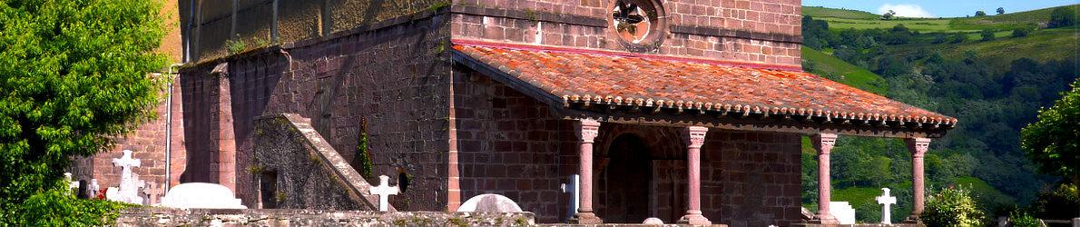 Kirche von Bidarray